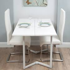 2 Person Dining Table And Chairs Dining Room Extendable Dining Tables For Small Spaces With