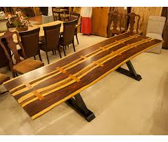 live edge desk with drawers c 149 live edge table custom hardwood intended for inspirations 10