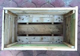 How To Make Planters by Diy Pallet Planter How To Make A Pallet Planter Balcony Garden Web