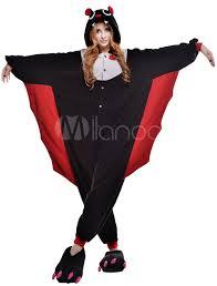 Bat Costume Halloween Kigurumi Pajama Bat Onesie Animal Costume Halloween
