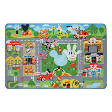 Kids Play Rugs With Roads by Cars Rug Toys R Us Rugs Ideas