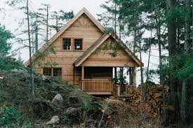 log cabin homes floor plans rustic house cottage plan small lake