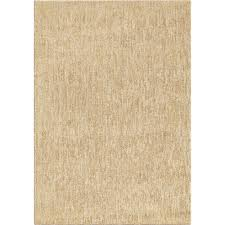 Plain Area Rug Ivory Tonal Sweater Wool Emilie Area Rug Wool By World Market