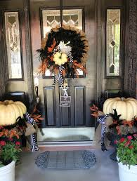 Fall Decorating Ideas For Front Porch - outdoor fall decorating ideas front porch home design ideas