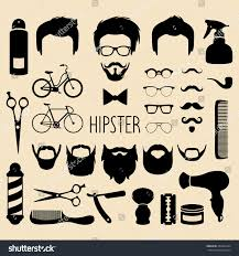 big vector set dress different men stock vector 282031964