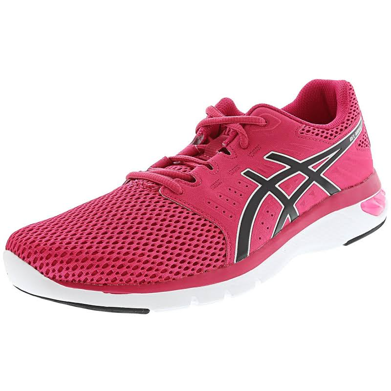 Asics Gel-Moya Bright Rose / Begonia Pink Fuchsia Red Ankle-High Running Shoe 7.5M