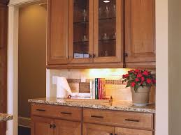 Kitchen Glass Cabinet by Kitchen Cabinet Artistic Decorations Glass Cabinets Kitchen