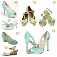 mint wedding shoes summer mint style summer