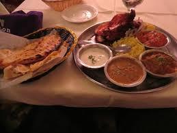 aroma indian cuisine tandoori thali plate picture of aroma indian restaurant
