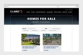 ed aro real estate u2013 aaron marth web designer