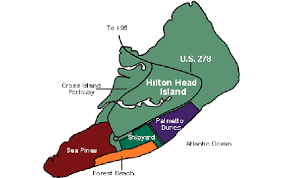 Hilton New York Map by Hilton Head Communities The Vacation Company