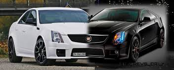 cadillac cts v coupe custom 2012 cadillac cts v with satin white wrap by camshaft