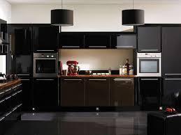 matte black appliances design ideas black modern kitchen cabinets white countertop built