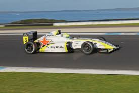 formula 4 ray white backed junior driver eyes prize