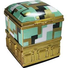 Toasters In The 1920s This Box Is The Height Of Art Deco In Color U0026 Design The
