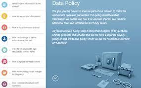 privacy policy templates u0026 examples website mobile u0026 fb app