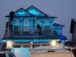 christmas light installation calgary rgb lighting installation in calgary glowstone lighting