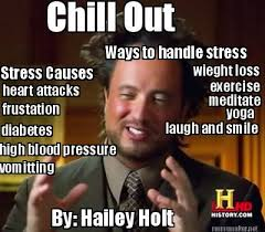 Diabetes Guy Meme - meme maker chill out stress causes vomitting high blood pressure