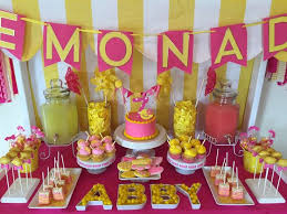 birthday party themes 160 best lemonade party ideas images on lemonade