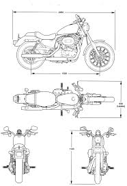 20 best harley images on pinterest technical drawings harley
