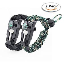 survival bracelet with whistle images Actical survival bracelet loud whistle fire starter compass jpg