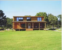 Two Story Log Homes by Carpenter Log Homes Gallery