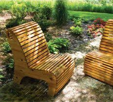 Wood Patio Furniture Plans Free by Popular Mechanic Adirondack Chair Plan Does Someone Want To Make