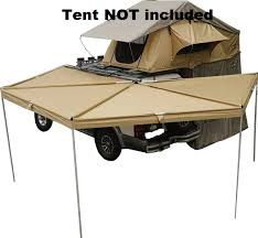 Foxwing Awning Price The Roof Top Tent With The Foxwing Awning Backpacking Gear