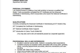 Salon Resume Examples by Hair Colorist Resume Sample Reentrycorps