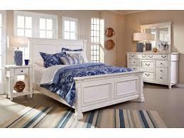 Stoney Creek  Pc Queen Bedroom Set White Queen Bedroom Set - Stoney creek bedroom set