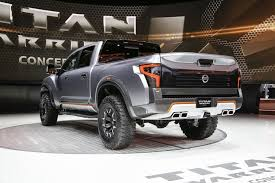Nissan Titan Concept Five Vehicles From The 2016 Detroit Auto Show Photo U0026 Image