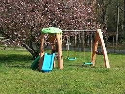 small tree house swing set best house design tree house