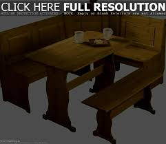 furniture knockout space saving corner breakfast nook furniture