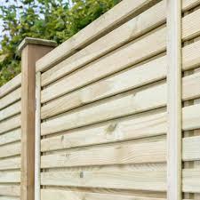 grange contemporary vogue fence panel garden street