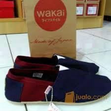 Sepatu Wakai sepatu wakai banyak pilihan kab batang jualo