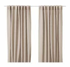 Linen Curtains Ikea Ikea 100 Linen Curtains Drapes Valances Ebay