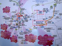 Cherry Blossom Map The Search For Cherry Blossoms In Korea Hadong 하동 河東