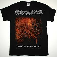 Recollec - carnage dark recollections 90 nihilist dismember death metal new