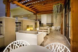 hampton inn and suites fusion architectural interior