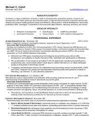 Data Scientist Resume Sample by Clinical Laboratory Scientist Resume Free Resume Example And