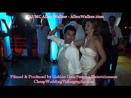 Videographer San Diego San Diego Dj Allen Walker Video Demo At Marina Village Wedding