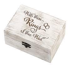 Wedding Ring Box by Ring Pillow Alternatives Unique Ring Pillow Alternatives