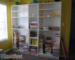 Ikea Wall Decor by Furniture Ikea Billy Bookcase For Exciting Home Office Storage