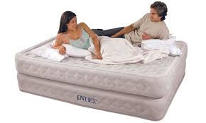 intex queen supreme air flow air mattress