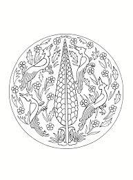 asian designs east asian designs bird roundel see bibliodyssey blogsp flickr