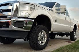 Ford Diesel Trucks Lifted - 2011 2016 f250 super duty 4wd rough country 4 5