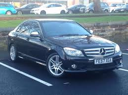 2007 sep 57 mercedes benz c220 2 1 cdi sport amg 4 door