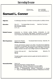 resume types and examples