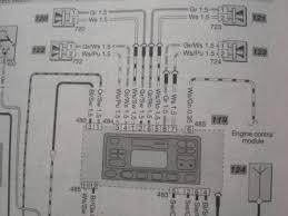 steering wheel stalk wiring diagram in car entertainment mk3