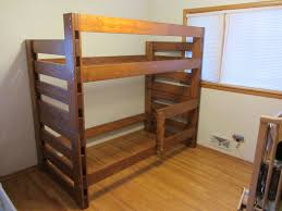 build bunk beds 52 awesome bunk bed plans mymydiy inspiring diy projects